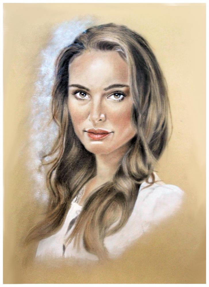 Natalie Portman by burdge12